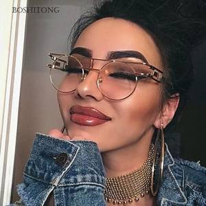 8335fbdcfac Red Bean vintage round glasses men women frame eyeglasses