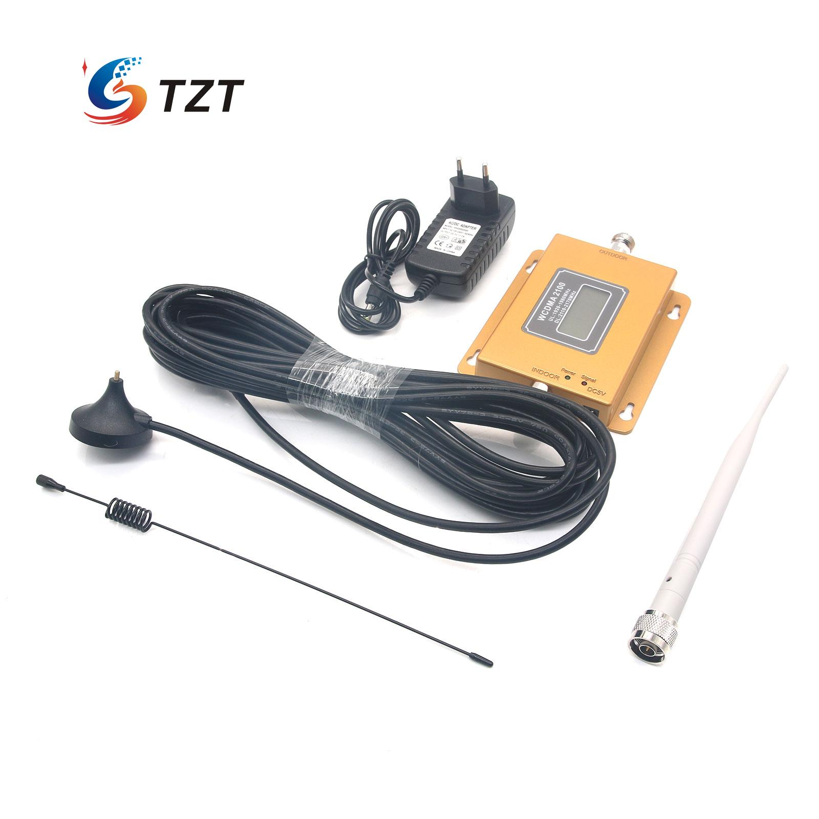 ФОТО 3G UMTS WCDMA2100MHz Mobile Cell Phone Signal Repeater Booster Amplifier+Antenna