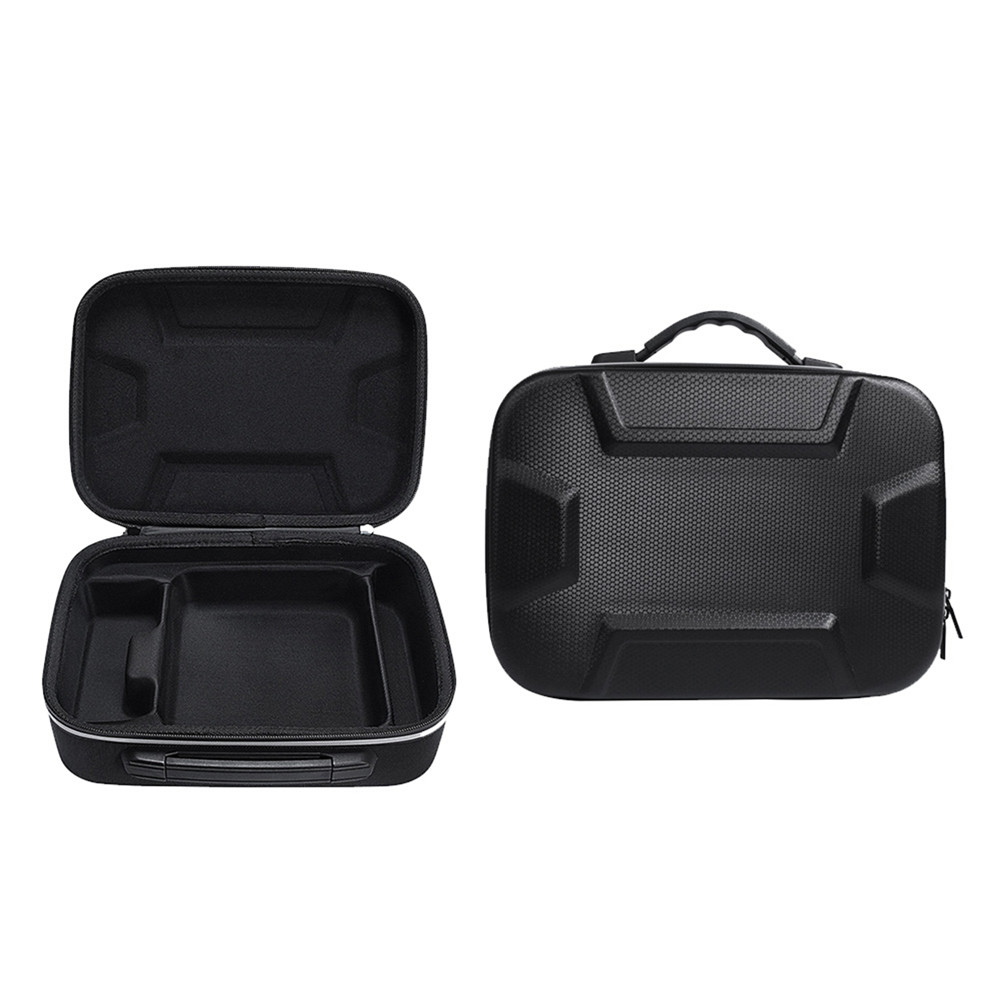 EVA nylon Hard Bag Box for DJI Spark&all Accessories Storage DJI Drone carrying Bags case portable zipper pouch with hand strap