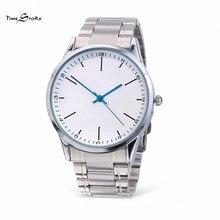 Quartz-watch men's watch brand luxury quartz clock Digital steel Wrist watches Anticlockwise Backwards designer quartz watch