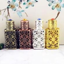 3 мл старинная фотография в арабском стиле фотоконтейнер из сплава королевская стеклянная бутылка свадебное украшение подарок