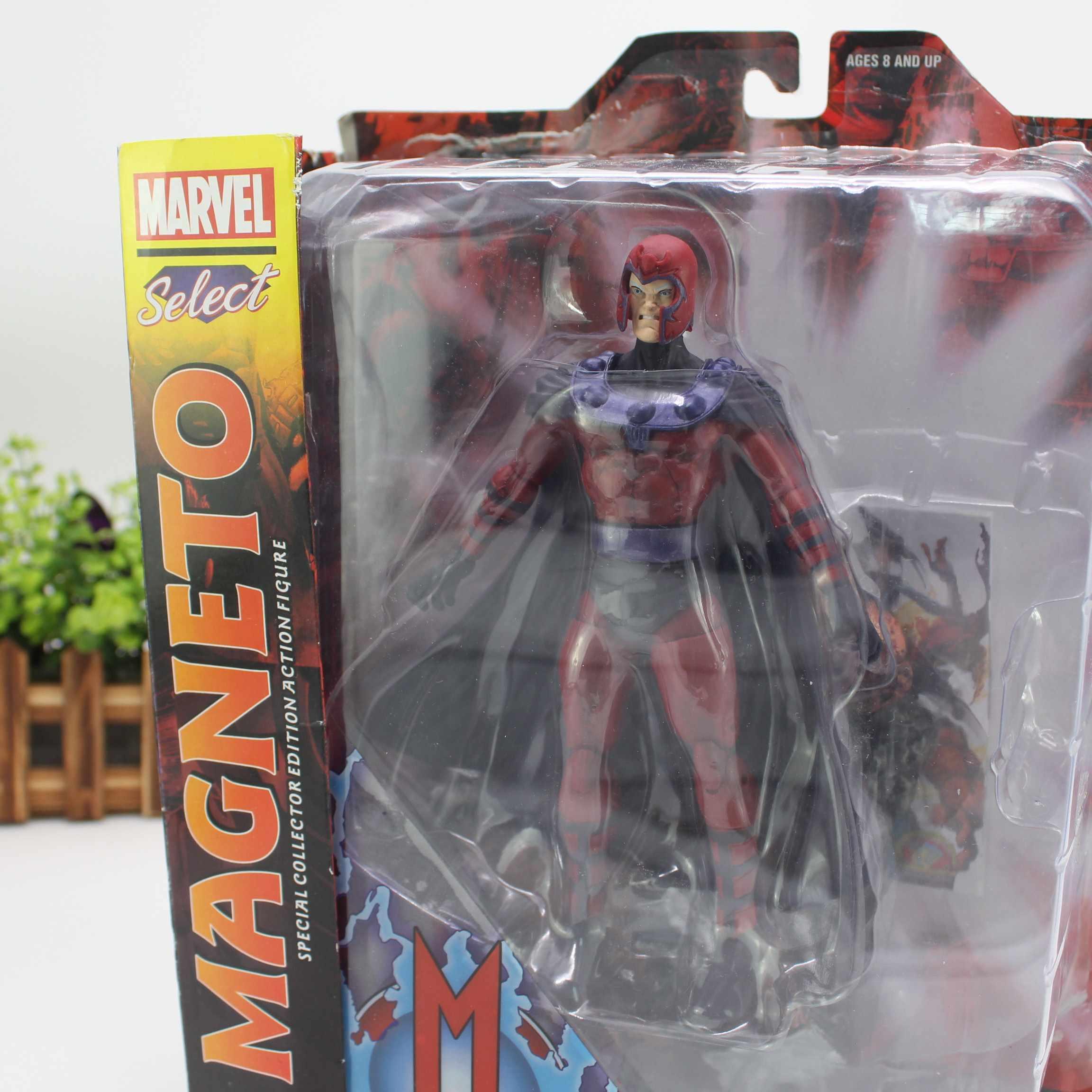 Фигурка Marvel фигурка Магнето фигурка специальная коллекционная серия игрушка 18 см