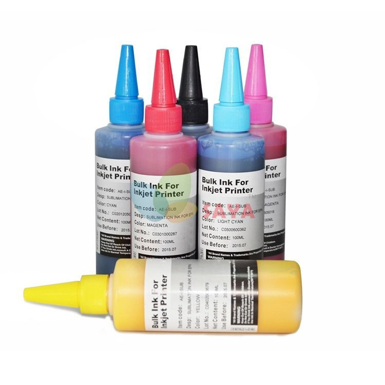 sublimation ink 100ml (5)