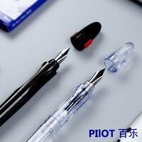 Pilot Penmanship Fountain Pen With Ergo Grip Extra Fine Nib 0 38mm Fine Nib 0 5mm