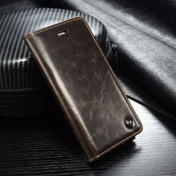 Original Brand Leather Case sFor Fundas Apple iphone SE 5 5G 5S Case iphone 6 6S case 6 6s Plus coque Wallet Flip Phone Cover 2