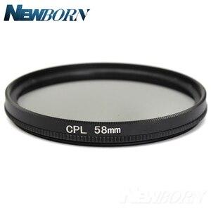 Image 4 - Kit de filtro FLD para objetivo de filtro UV CPL de 55mm para lente Nikon D5600 D5500 D5300 D5200 D5100 D3200 D3400 D3300 con AF P DX 18 55mm