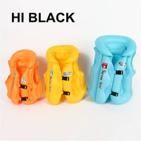 3 Size Adjustable Children Kids Babys Inflatable Pool Toys Float Life Vest Swiwmsuit Child Swimming Safety
