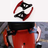 Motorcycle Rear Grab Bars Rear Seat Pillion Grab Rail Bars Handle for 2013 2015 Honda Grom MSX 125 MSX125