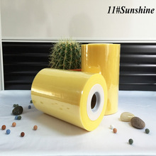 () Hot Sale Sunshine Yellow Color Nylon Tulle Spool Rolls 100yds For Decoration