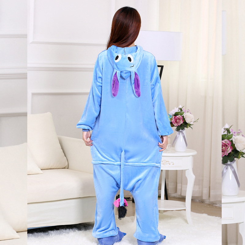 donkey adult pajamas