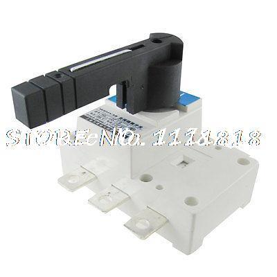 HGL-125/3 3P Poles Load Break Isolation Switch 125A/380VAC