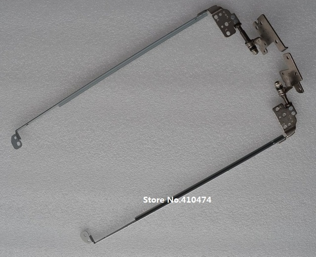 New Laptop Lcd Hinges left right for DELL Inspiron 15R N5110 M511R M5110 Free Shipping
