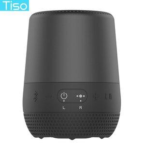 Image 1 - Tiso T30 30 ore tempo di gioco senza fili di Bluetooth V4.2 altoparlante 8W altoparlante portatile IPX6 impermeabile AUX TF TWS con microphoe
