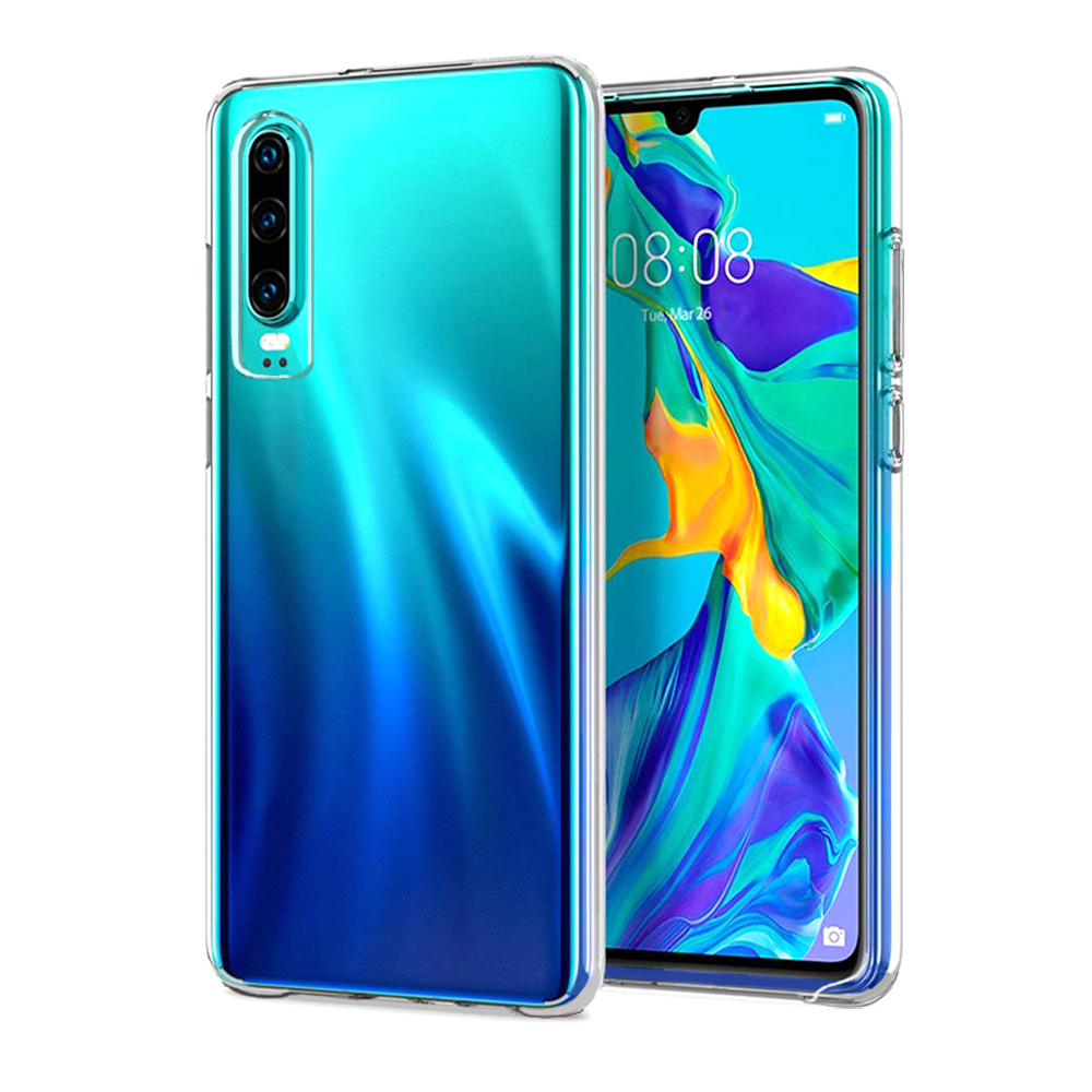 For Huawei P30 P20 Pro Mate 20 Lite P Smart Y5 Y6 Y7 2019 Liquid Crystal Phone Case Hybrid Acrylic Soft TPU Protective Cover in Fitted Cases from Cellphones Telecommunications