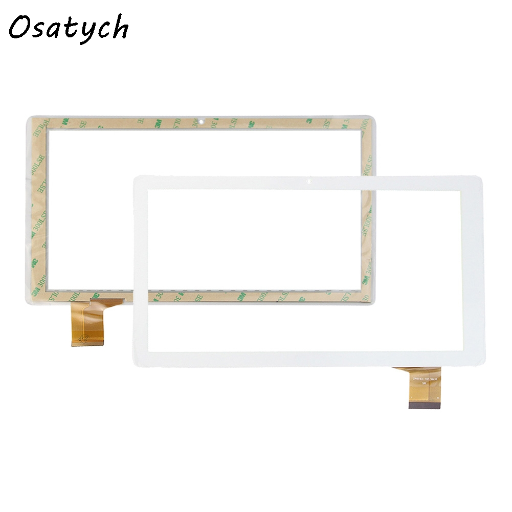 10.1 Inch Touch Screen for Archos 101d Neon Tablet Panel Digitizer Glass Sensor Replacement Free Shipping Brand New white 7 inch touch screen digitizer glass sensor panel replacement for archos 70b xenon tablet free shipping