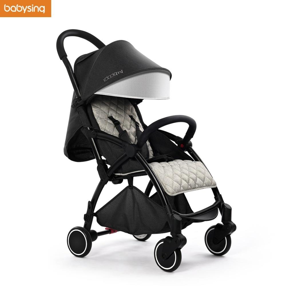 Canguro Paraguas Cochecito ligero y portátil Cochecito de bebé para - Actividad y equipamiento para niños - foto 4