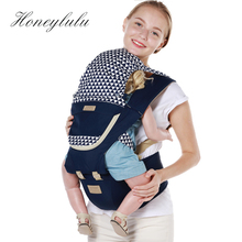Honeylulu 3 in 1 Four Seasons Baby Carrier Multifunctional Sling For Newborns Ergonomic Kangaroo Ergoryukzak Hipseat