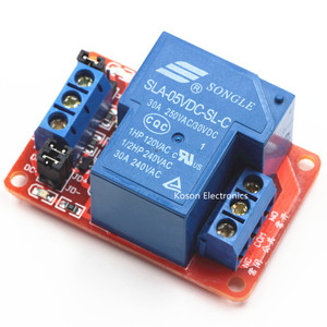 5V 30A 1-Channel Relay Module