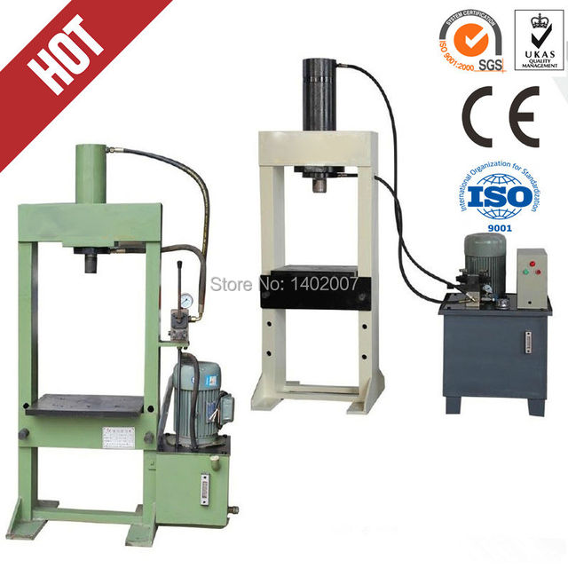 150TA Hydraulic H gantry frame press machine-in Punching Machine ...
