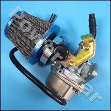 Carburateur PZ19 avec filtre à Air, 19mm, pour starter de câble, 50cc, 70cc, 90cc, 110cc, quad, ATV