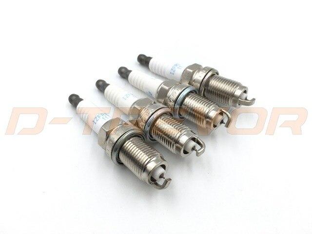 4pcs Brand New Izfr6k11 9807b 5617w Laser Iridium Spark Plug For Honda Element 2 0l 4l 4 Cylinder 9807b5617w