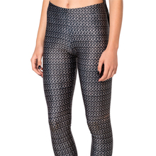 Seamless printing Fashion font b Leggings b font Europe and the United States cable chains sexy