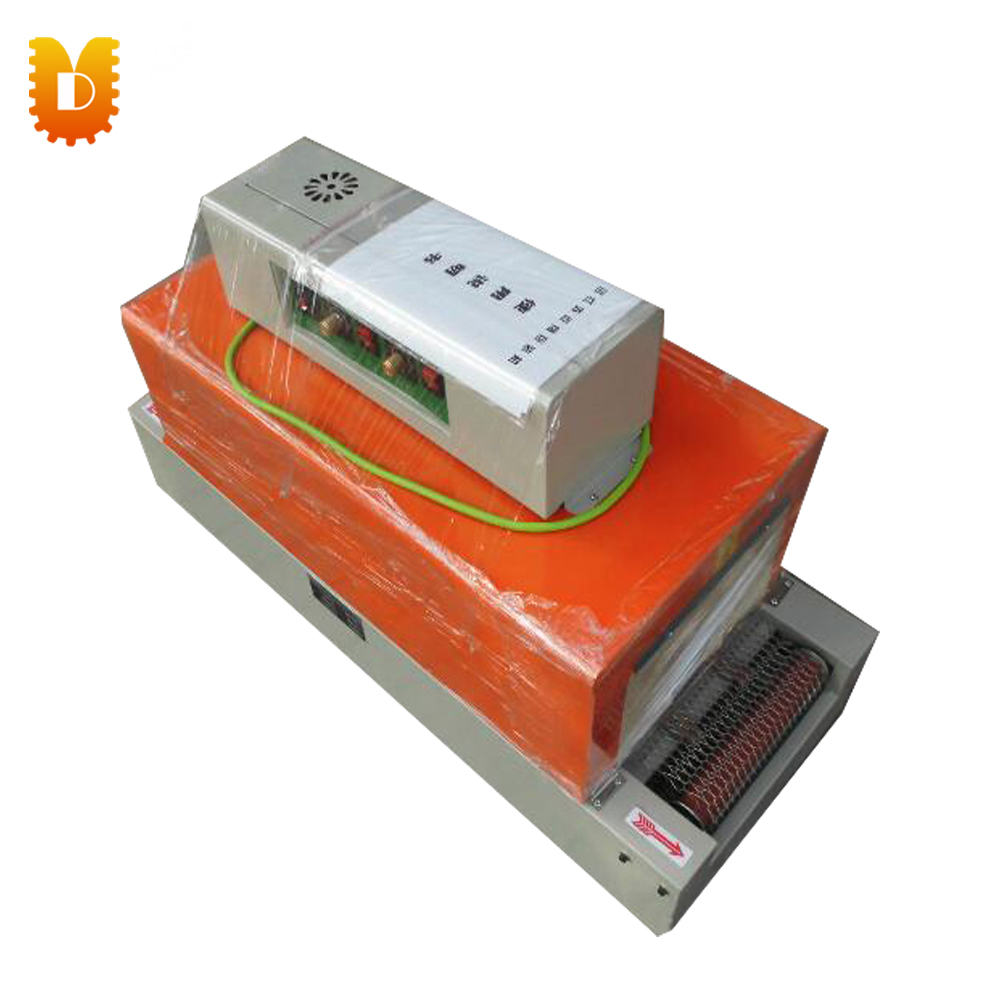 UDRS-260  small shrink wrapping machine/shrink film machine/heat shrink packing machine