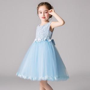 Vestido de princesa para niñas, para fiestas de verano, vestido de boda, trajes de niños, ropa elegante para niñas de 3, 4, 5, 8, 9, 10 y 12 años