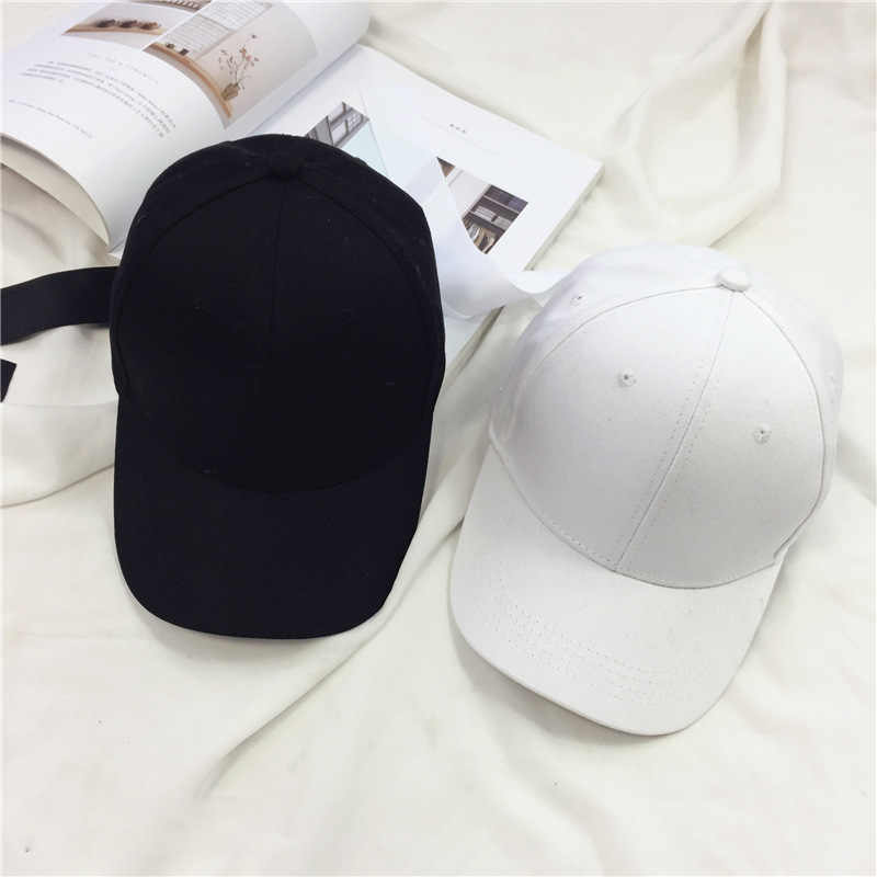 e690fba2fd1 Detail Feedback Questions about Fashion Women Hat Cap Men Ring Ribbon  Baseball Cap Male Black Cotton Snapback Hat Hip Hop Cap Summer Street Drake  Dad Hat on ...