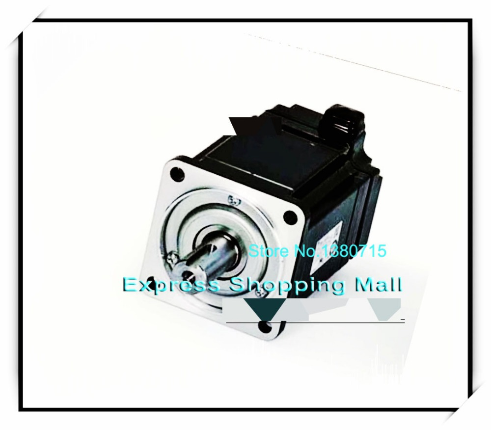 New Original SGMJV-02ADE6S 200V 200W with Oil seal Servo Motor new original sgdv 2r8a01b sgmjv 04add6s 200v 400w 0 4kw servo system sgdv 2r8a01b sgmjv 04add6s