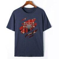 Flevans Super Hero Marvel Spiderman T Shirt Spider Man Cotton Tee Top Men S Fashion Short
