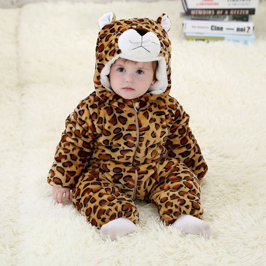Infant Boys Girls Newborn Winter Autumn Clothing Cute Fancy Dress Toddler Costumes Onesie Novelty Outfit Baby Animal Romper boys costumes scholar costumes chivalrous person costumes novelty costumes ancient chinese wear