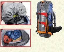 Creeper 65L Hiking/Mountaineering Backpack – Huge Discount!