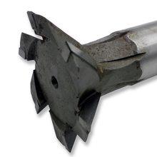 MZG A Coda di Rondine di Fresatura Frese e taglierine per micro SIM 45 di saldatura lama scanalatura a coda di rondine di macchine di fresatura di acciaio al tungsteno stampo utensili guida di elaborazione