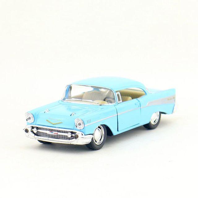 Kinsmart Diecast Metal Model140 Scale1957 Chevrolet Bel Air
