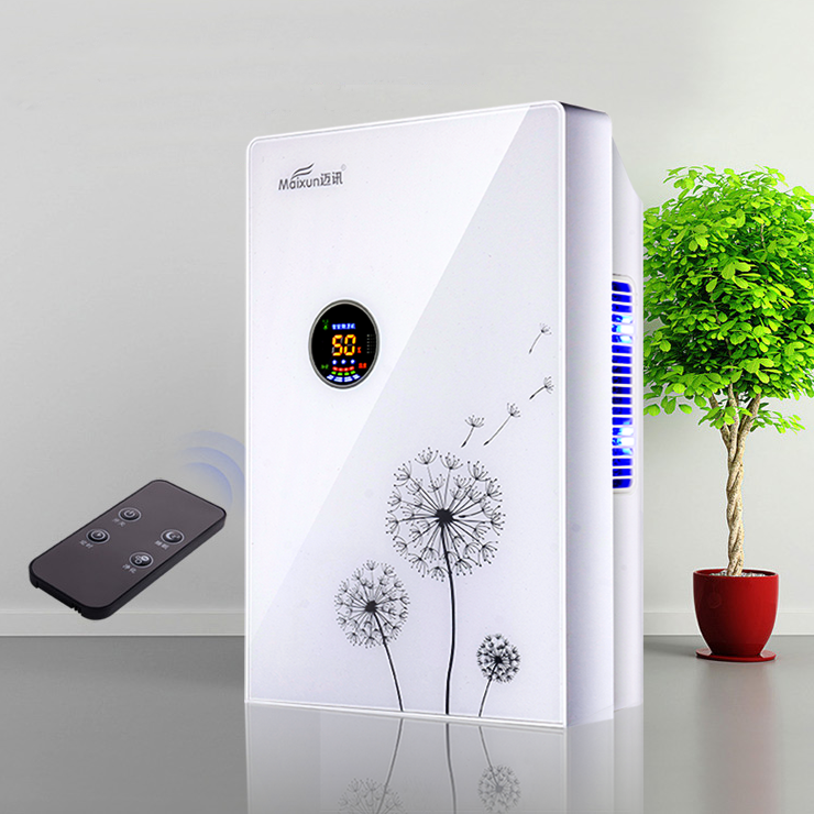 Dehumidifier Home mute Bedroom basement Moisture absorber Moisture absorption dehumidifier Mini dryer mute dehumidifier air dehumidifier moisture absorber dehumidifiers in the basement bedroom mini dryer dryers for room and office