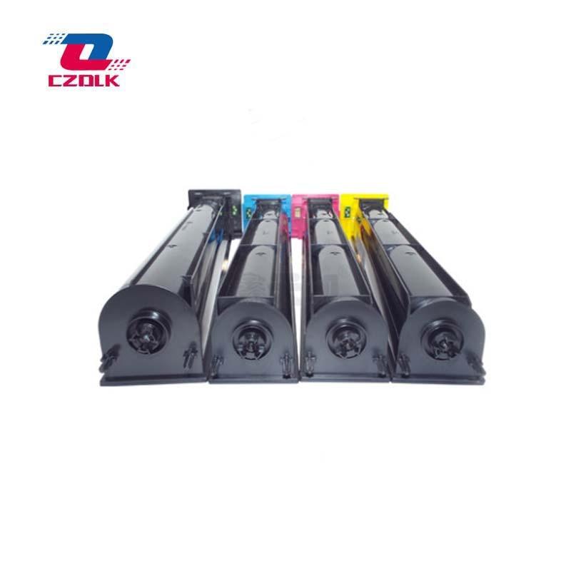 New compatible TN611 toner cartridge For Konica minolta bizhub C451 C550 C650 4pcs/set-in Toner Cartridges from Computer & Office    1