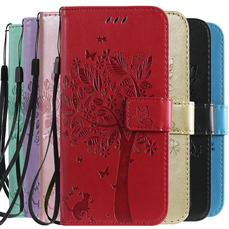 Fashion 3D Embossing Etui for Coque Nokia 8.1Plus Case Nokia 8.1 Case PU Leather Wallet for Nokia 8.1 Plus Case Nokia8.1 Fundas