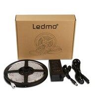 Led Strip Light 5630 5A Power 5M 300Leds TV Background Lighting Warm White Waterproof Led Flexible Ribbon Strip Light DC12V