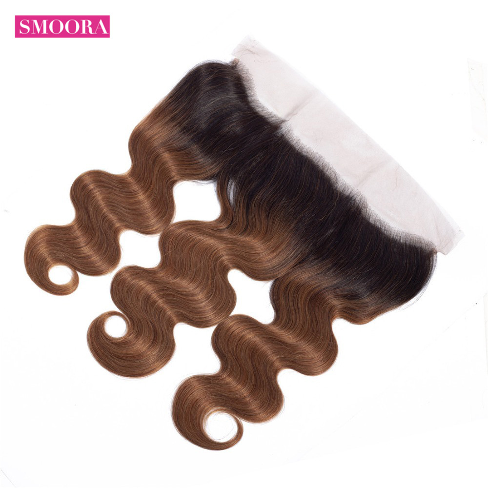 ombre bod wave frontal