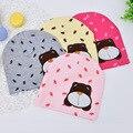 New Cotton children hat cartoon dog newborn crochet baby photography head cap winter baby hat for girls cute baby boy beanie
