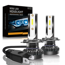 Lampe 6000 pour Auto 8000lm 72W COB
