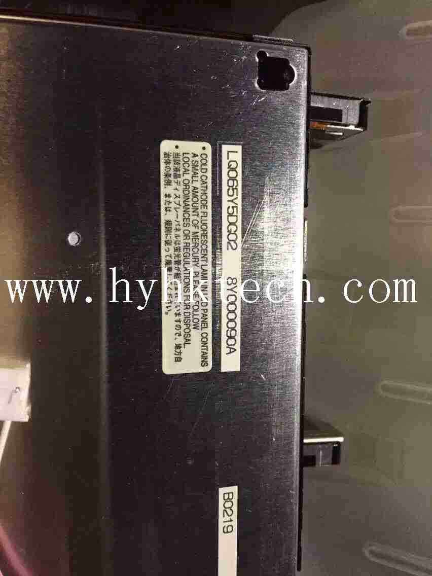 LQ065Y5DG02 6.5 INCH Industrial LCD,new&A+ Grade in stock, free shipment new in stock ph100s280 5
