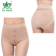Cn Herb Jin Guifei Far Outside The Red Glue Magnetic Therapy Womens briefs Triangular pants