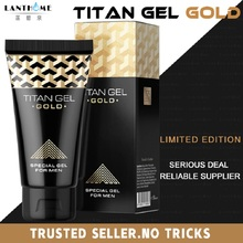 Big Dick Peins Enlargement Russian Titan Gel Gold Cream,Intimate Sex Products For Adults Delayed Premature Ejaculation Genuine