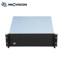 Caja Industrial de diseño exclusivo para ordenador RC3500L, con panel frontal de aluminio, 3U, montaje en rack, chasis/funda de servidor