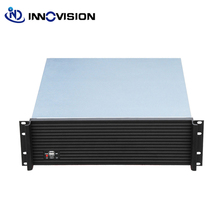 Upscale Ontwerp Industriële computer case RC3500L met Aluminium frontpaneel 3U rack mount chassis/server case