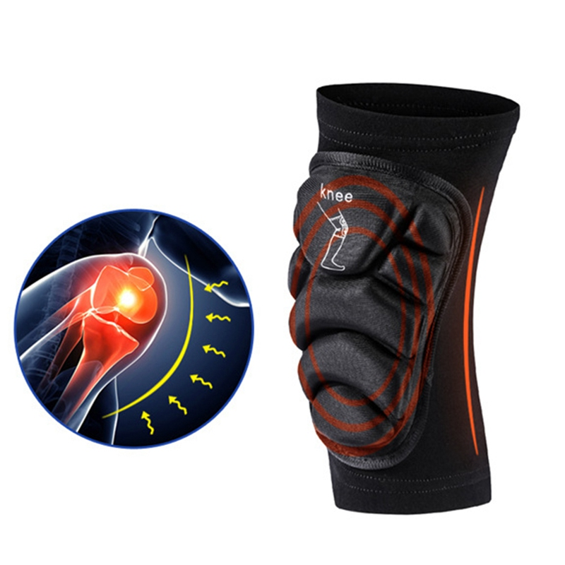 Sports Knee Pads Mountain Bike Cycling Protection Set Dancing Knee Brace Support MTB Downhill Motorcycle Knee Protector
