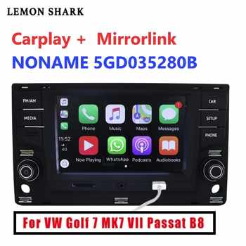 6.5  MIB MQB Car Radio Carplay mirrorlink Bluetooth OPS Reverse Camera For  VW Golf 7 MK7  seven Passat B8 5GD 035 280B - DISCOUNT ITEM  5% OFF All Category