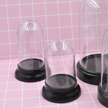 Parts Acrylic Dust Cover Display Box Immortal Flower Box Mod